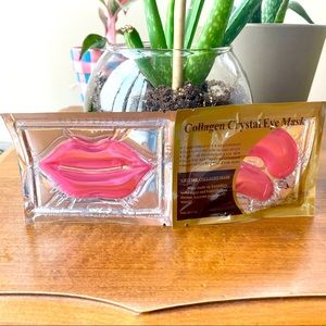 COLLAGEN EYE AND LIP MASK